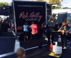 Red Belly Gourmet Food Truck